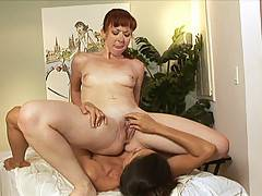 Massage parlor sexscene with Trinity Post and Stephanie Swift