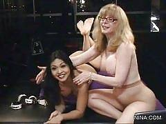 Nina-Mika Tan Nina Hartley