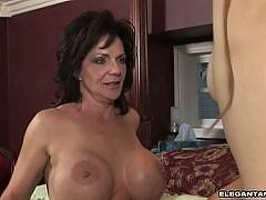 Brunette Lovers Deauxma and Nicole Ray