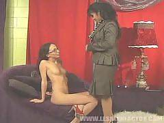Her First Older Woman #05, Scene 4 - lesbian factor