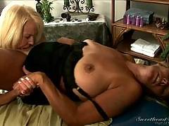 sweet heart video. Lesbian Babysitters #06, Scene #4