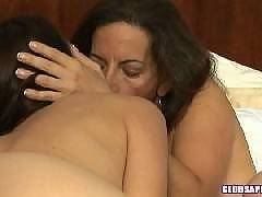 Melissa Monet And Elexis Monroe Have Some Fun In Bed!
