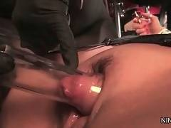 Mature Slut Deauxma Likes Being Captured 1