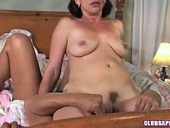 Debi Diamond and Melissa Monet In Bed