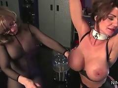 Nina Give Deauxma Pleasure Mixed With Pain 3